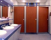 Vách vệ sinh
