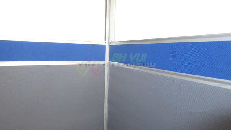 Vách ngăn văn phòng dày 32mm - VVP3205