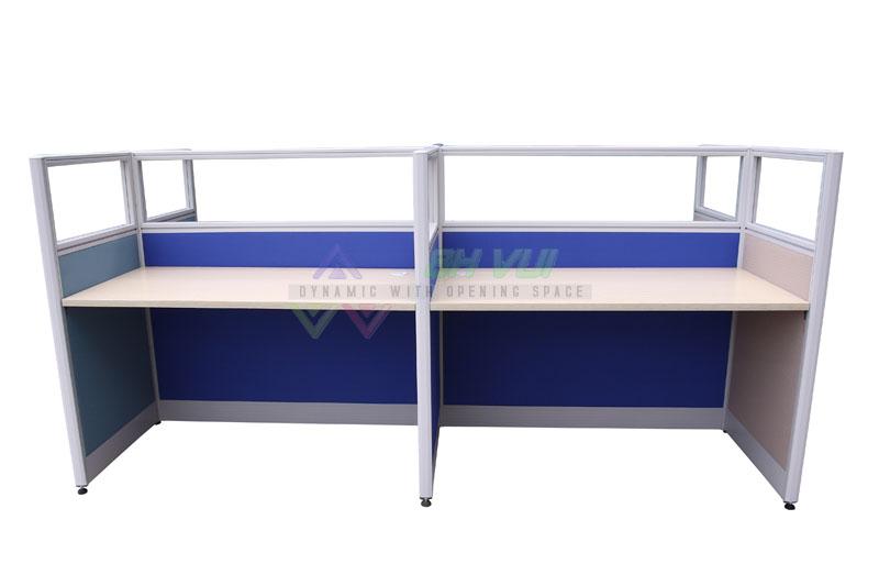 Vách ngăn văn phòng dày 45mm - VVP4502